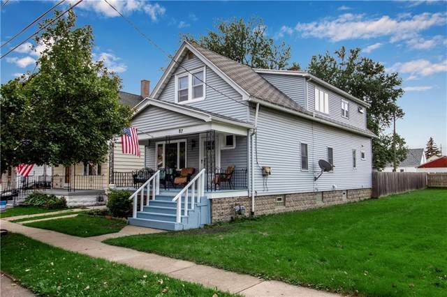 87 Dempster Street, Buffalo, NY 14206 (MLS #R1374883) :: Lore Real Estate Services