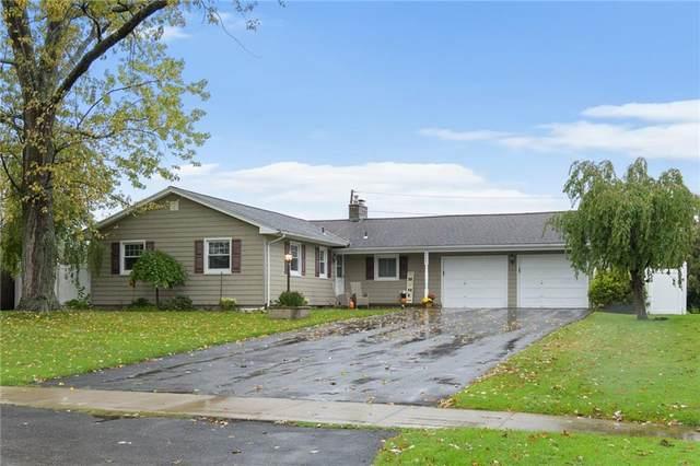 257 Olympia Drive, Greece, NY 14615 (MLS #R1375077) :: Serota Real Estate LLC