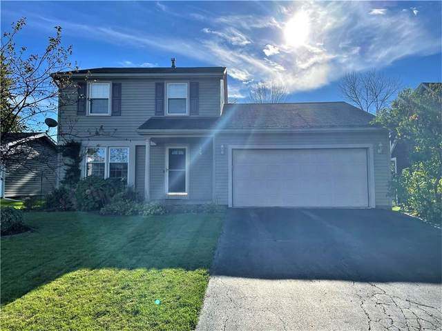 395 Pebbleview Drive, Greece, NY 14612 (MLS #R1375376) :: Serota Real Estate LLC