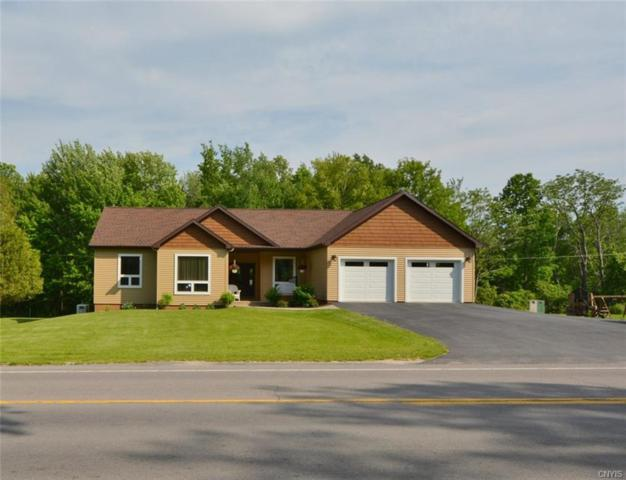 117 Lafargeville Road, Theresa, NY 13691 (MLS #S1054920) :: BridgeView Real Estate Services