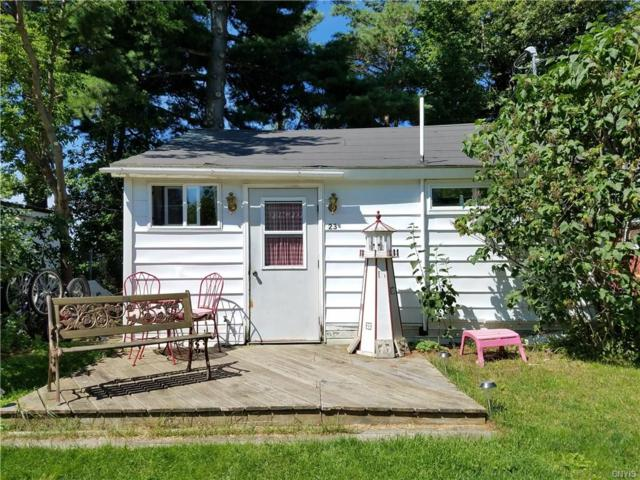 23 Silver Shore Drive S, Hounsfield, NY 13685 (MLS #S1065616) :: BridgeView Real Estate Services