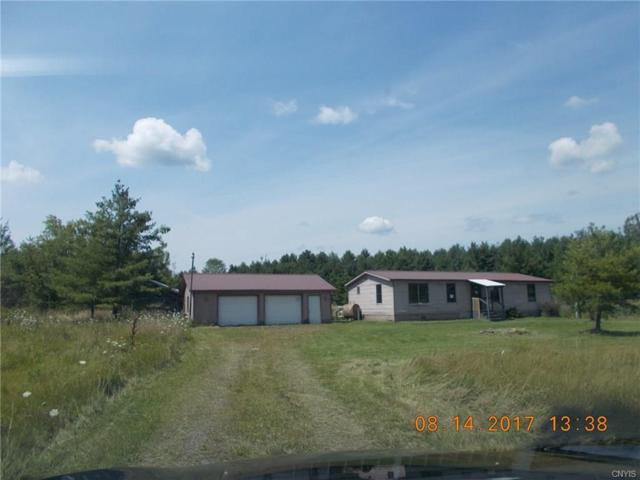 39859 Hyde Lake Road, Theresa, NY 13691 (MLS #S1069859) :: BridgeView Real Estate Services