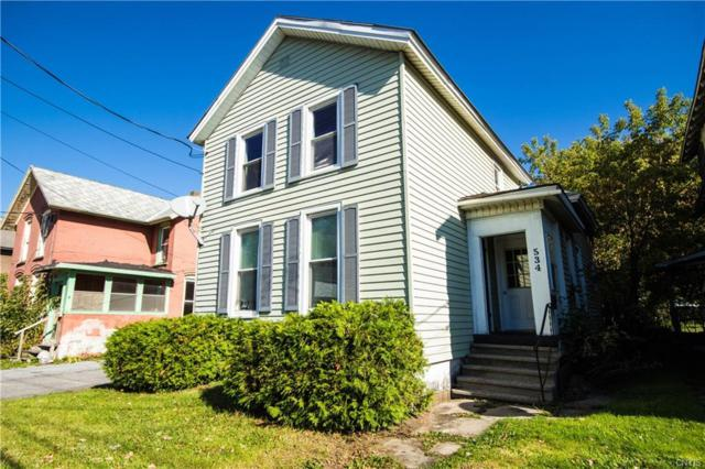 534 Mill Street, Watertown-City, NY 13601 (MLS #S1080185) :: Thousand Islands Realty