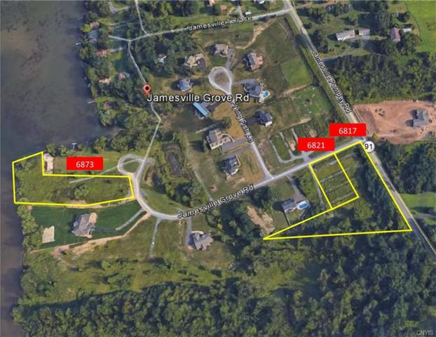 6821 Jamesville Grove Ln, Lafayette, NY 13078 (MLS #S1088786) :: Thousand Islands Realty