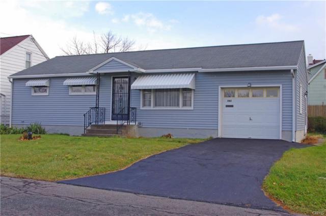 202 Schaffer Avenue, Salina, NY 13206 (MLS #S1090459) :: BridgeView Real Estate Services