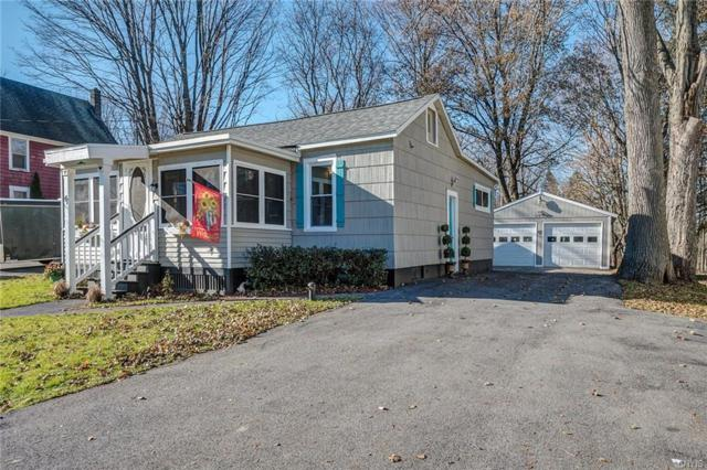 41 Spring Street, Schroeppel, NY 13135 (MLS #S1090492) :: BridgeView Real Estate Services