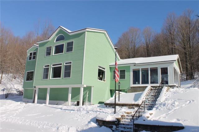 1348 Otisco Valley Road, Otisco, NY 13110 (MLS #S1094418) :: Thousand Islands Realty