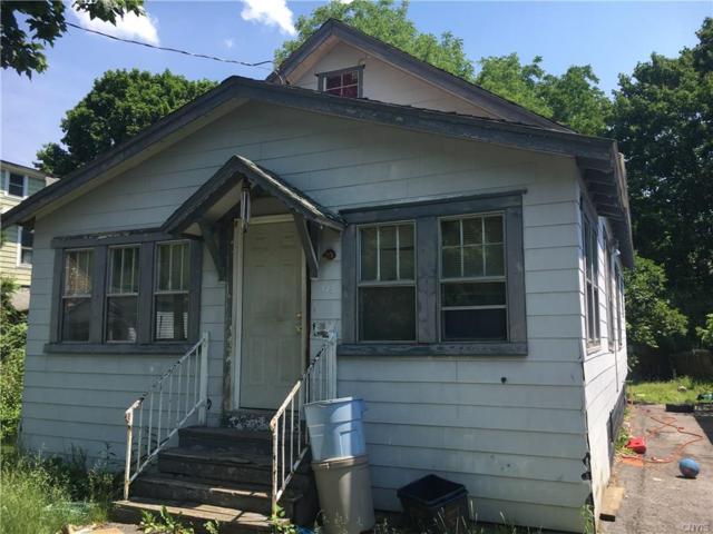 173 Baldwin Avenue, Syracuse, NY 13205 (MLS #S1094527) :: Thousand Islands Realty
