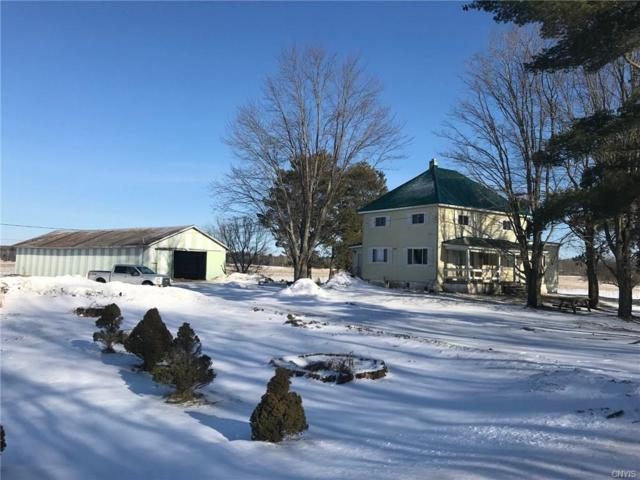 4689 Old State Road, Croghan, NY 13619 (MLS #S1096227) :: The Chip Hodgkins Team