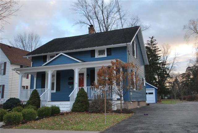 33 Hannum Street, Skaneateles, NY 13152 (MLS #S1098685) :: The Chip Hodgkins Team