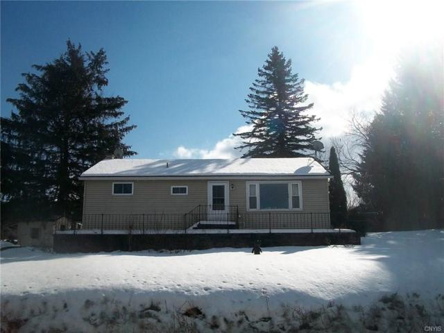 312 State Hwy 26 Highway, Pitcher, NY 13136 (MLS #S1098836) :: Thousand Islands Realty