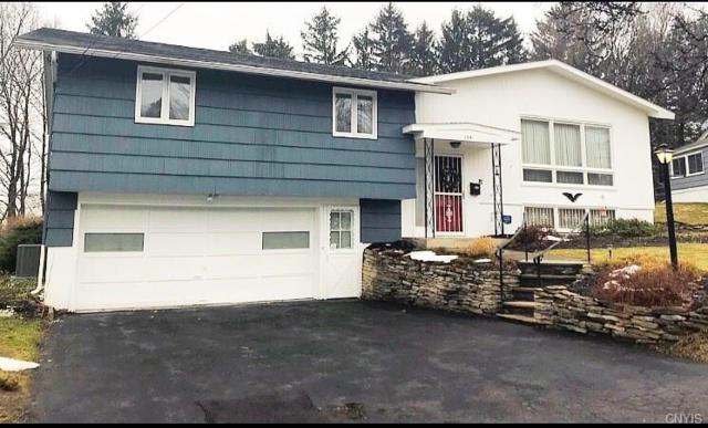 134 Manor Drive, Syracuse, NY 13214 (MLS #S1099494) :: Thousand Islands Realty