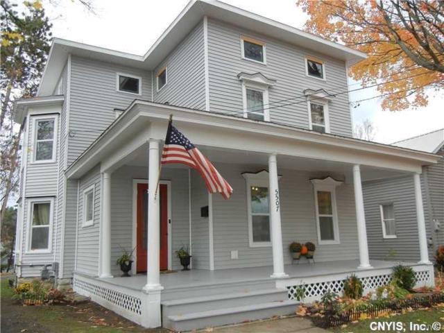 5507 Jackson Street, Lowville, NY 13367 (MLS #S1099565) :: BridgeView Real Estate Services