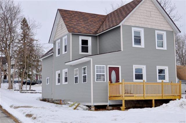 702 Brown Street, Brownville, NY 13634 (MLS #S1099631) :: BridgeView Real Estate Services