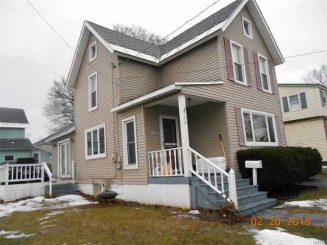 748 Griffin Street, Watertown-City, NY 13601 (MLS #S1100239) :: BridgeView Real Estate Services