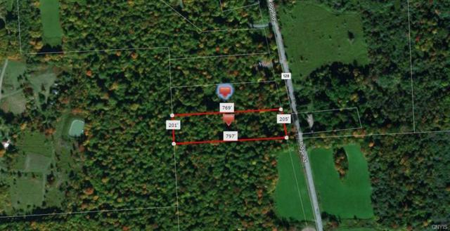 Lot 1A-1 Ridge Road, Pompey, NY 13138 (MLS #S1100326) :: Thousand Islands Realty