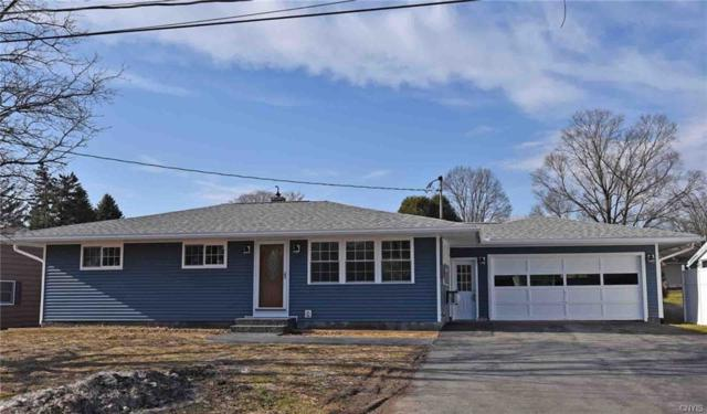 408 4th Avenue Extension, Frankfort, NY 13340 (MLS #S1101776) :: The Chip Hodgkins Team