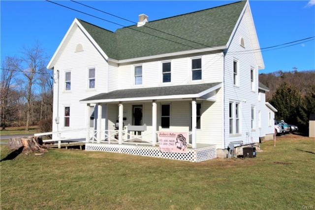 1638 State Route 38, Moravia, NY 13118 (MLS #S1102021) :: Thousand Islands Realty