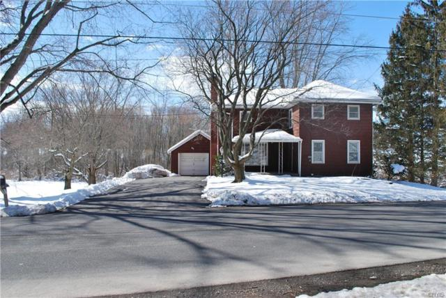 6939 Chestnut Ridge Road, Sennett, NY 13021 (MLS #S1102178) :: The Rich McCarron Team