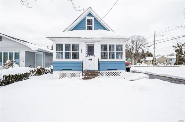 100 Benham Avenue, Geddes, NY 13219 (MLS #S1102277) :: Thousand Islands Realty