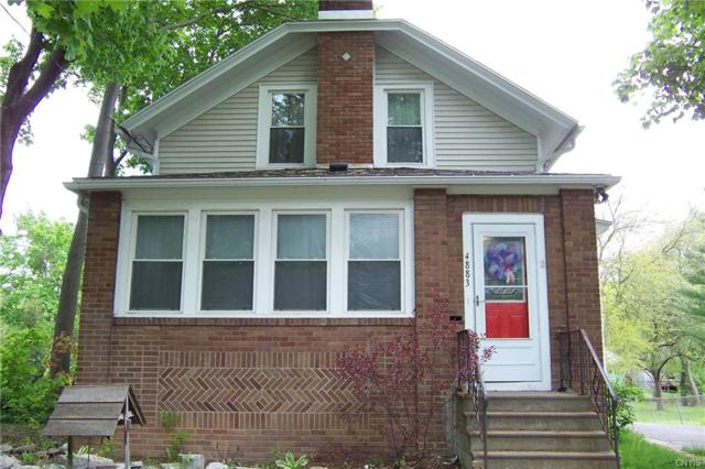 4883 S Salina Street, Syracuse, NY 13205 (MLS #S1102330) :: The Rich McCarron Team