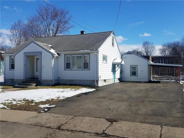 27 Woodruff Street, Cortland, NY 13045 (MLS #S1102588) :: The Rich McCarron Team