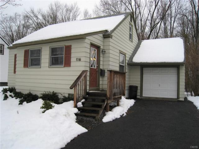 108 Grover Street, Dewitt, NY 13057 (MLS #S1102997) :: The Chip Hodgkins Team