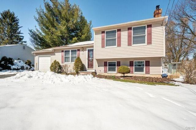 5064 Briarledge Road, Clay, NY 13212 (MLS #S1105397) :: The Rich McCarron Team