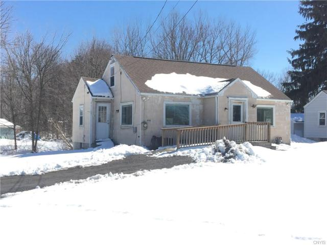 8162 Brewerton Road, Cicero, NY 13039 (MLS #S1105500) :: The Rich McCarron Team