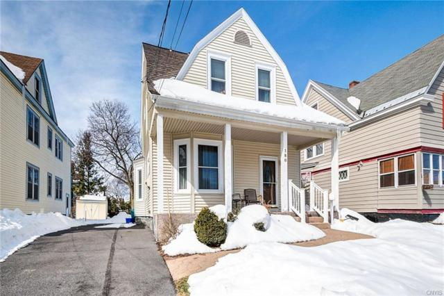 180 Cook Avenue, Syracuse, NY 13206 (MLS #S1105676) :: Thousand Islands Realty