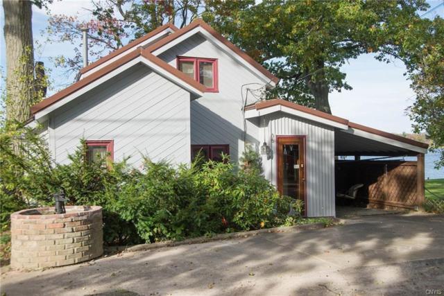 35 Lakeshore Road, Sandy Creek, NY 13142 (MLS #S1107209) :: Thousand Islands Realty