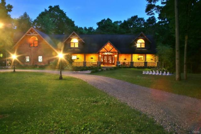 3100 Brewer Road, Marcellus, NY 13110 (MLS #S1109155) :: Thousand Islands Realty