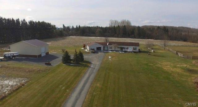 2054 Coon Hill Road, Skaneateles, NY 13152 (MLS #S1109752) :: The Chip Hodgkins Team