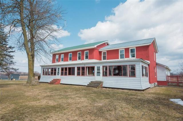 5871 Number Four Road, Lowville, NY 13367 (MLS #S1110436) :: BridgeView Real Estate Services
