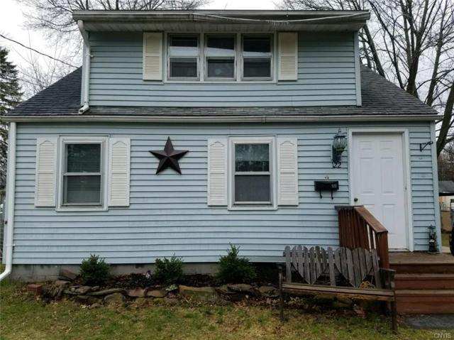 122 Maple Manor Drive, Clay, NY 13212 (MLS #S1110909) :: The Rich McCarron Team