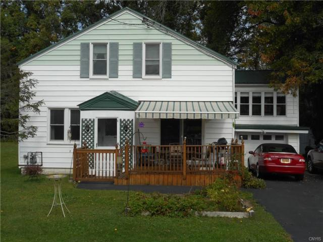 509 County Route 12, Schroeppel, NY 13132 (MLS #S1111975) :: Thousand Islands Realty
