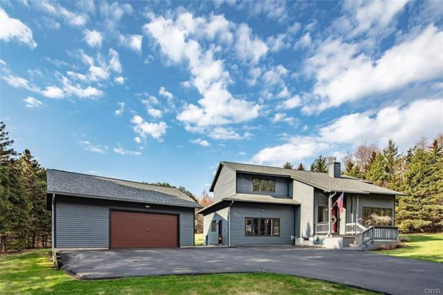 7428 Gates Rd Road, Pompey, NY 13078 (MLS #S1112207) :: BridgeView Real Estate Services
