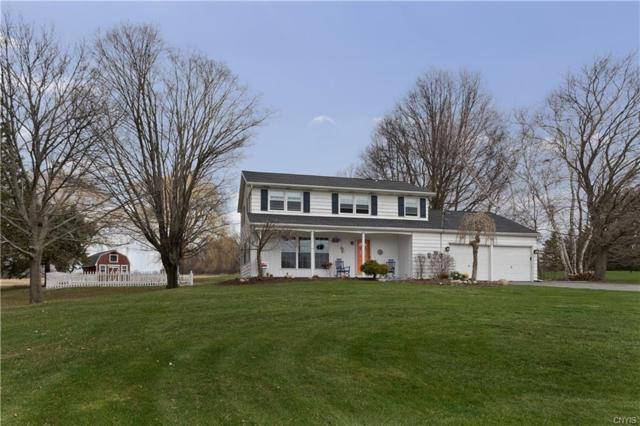 2101 Eibert Road, Spafford, NY 13152 (MLS #S1113172) :: BridgeView Real Estate Services