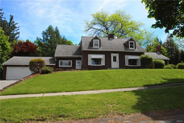 201 Croyden Road, Syracuse, NY 13224 (MLS #S1113229) :: Thousand Islands Realty
