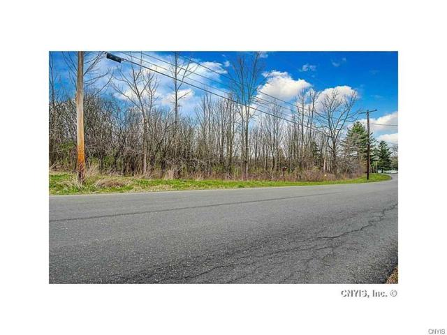 0 Crow Hill Road, Skaneateles, NY 13152 (MLS #S1113432) :: BridgeView Real Estate Services