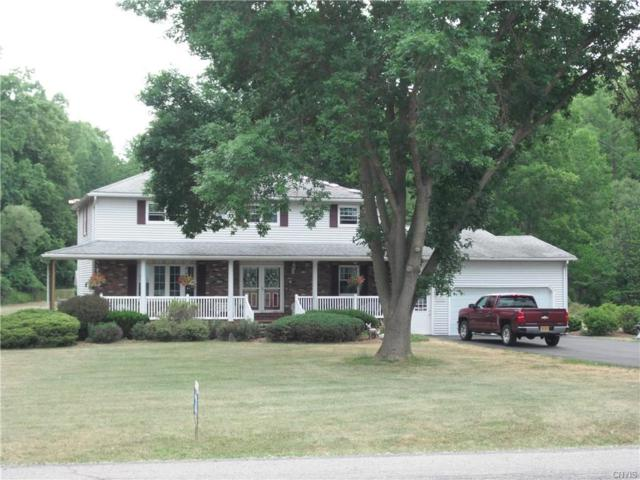 5860 East Lake Road, Owasco, NY 13021 (MLS #S1115571) :: Updegraff Group
