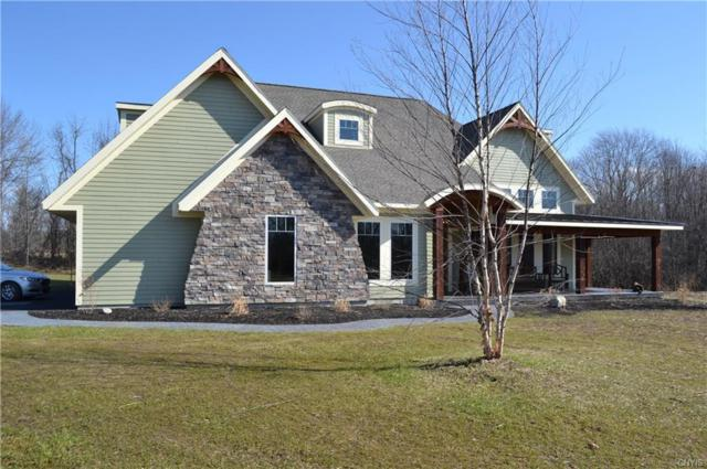 2468 Shamrock Road, Spafford, NY 13152 (MLS #S1115974) :: BridgeView Real Estate Services