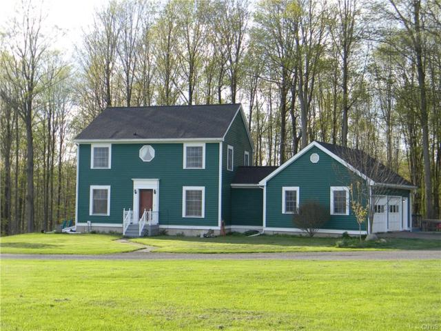 186 Old Stage Road, Groton, NY 13073 (MLS #S1117315) :: Thousand Islands Realty