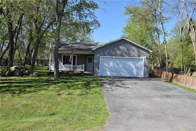 8276 Catfish Point Road, Cape Vincent, NY 13624 (MLS #S1117350) :: BridgeView Real Estate Services