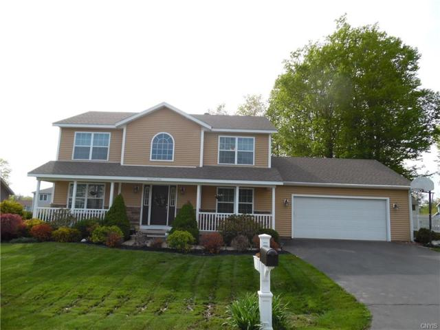 91 Mariposa Drive, Scriba, NY 13126 (MLS #S1118351) :: The CJ Lore Team | RE/MAX Hometown Choice