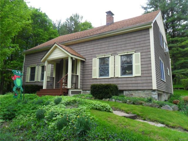 4002 Pompey Hollow Road, Pompey, NY 13035 (MLS #S1119217) :: BridgeView Real Estate Services