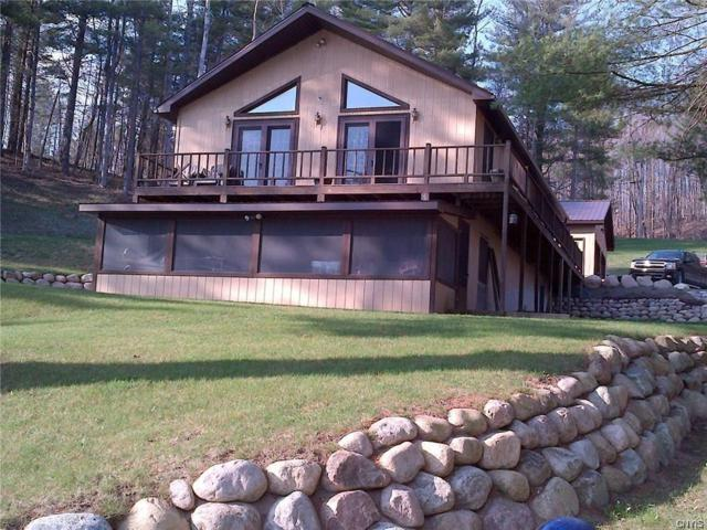 7754 Hiawatha Lake Road, Greig, NY 13343 (MLS #S1119243) :: The Rich McCarron Team