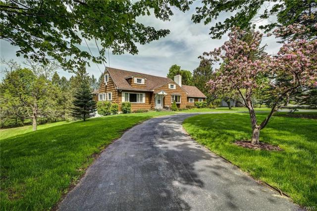 7208 Woodchuck Hill Road, Manlius, NY 13066 (MLS #S1119529) :: BridgeView Real Estate Services