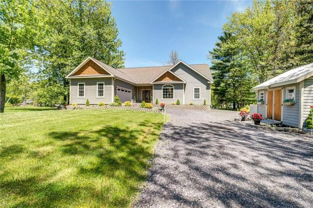 111 Aldrich Lane, Schroeppel, NY 13132 (MLS #S1119531) :: Thousand Islands Realty