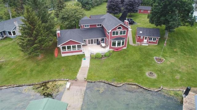 6123 Prudhon Lane, Cape Vincent, NY 13618 (MLS #S1120028) :: The CJ Lore Team | RE/MAX Hometown Choice